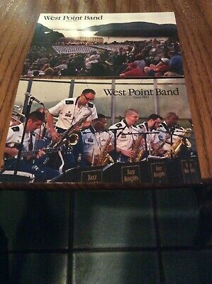 Postcards West Point Band