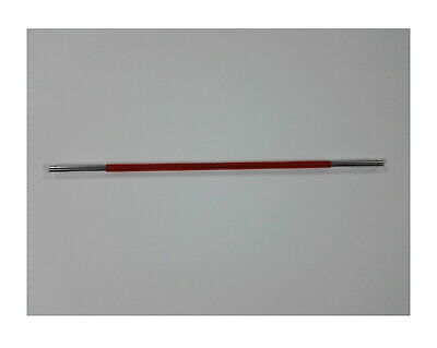 Instant Appearing 18 inch Magic Wand (Red, Pack of 6) by Rock Ridge Magic