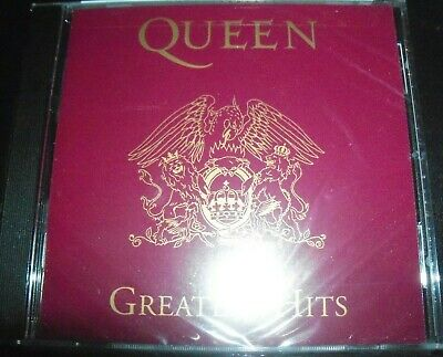 Queen – Greatest Hits – Very Best Of 17 Track CD – New