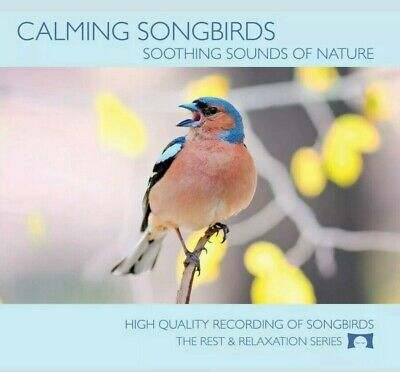 Calming Songbirds - Soothing Sounds of Nature - For Relaxation & Meditation, NEW