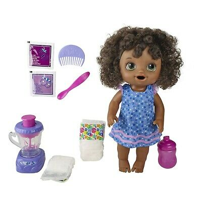 Baby Alive Magical Mixer Baby Berry Doll TOY BLENDER REALLY WORKS