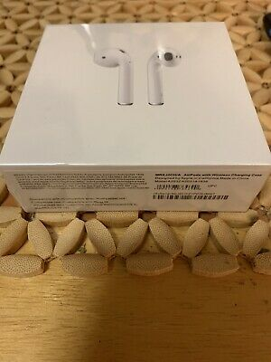 Apple Airpods 2nd Generation with Wireless Charging Case Latest Model New Sealed