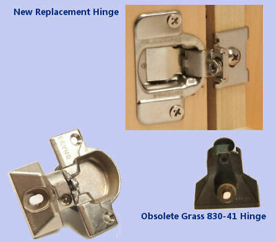Grass 830 Upgrade Replacement Hinges With Soft Close Sold As Pairs New 13 50 Picclick