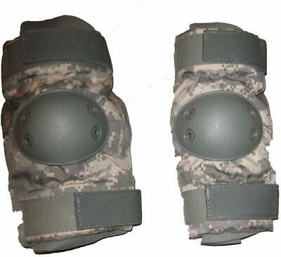 Military Outdoor Clothing 1053-O Previously Issued U.S. G.I. ACU Elbow Pad Set L