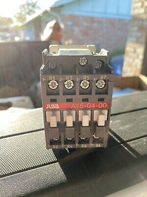 OR A16-04-00-84  CONTACTOR 1SBL181101R8400 NEW,ABB A16-04-00