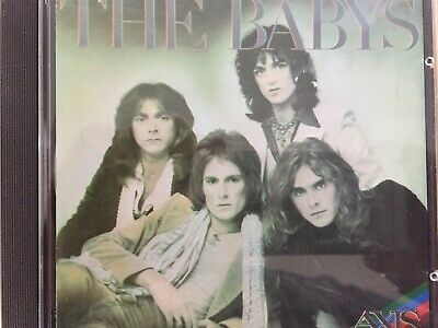 THE BABYS - Broken Heart CD 1977 Axis / EMI Australia Exc Cond! Disctronics