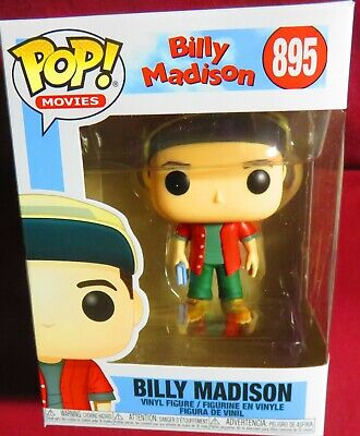 "Billy Madison, Pop Movies From ""Billy Madison"", #895  In Hand"