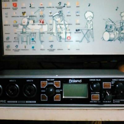 OCTA-CAPTURE UA-1010 ROLAND Free Shipping MIDI Interfaces Used From Japan (HYAO)