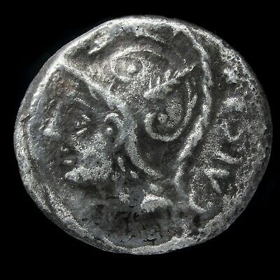 Ar Denarius Republican L. Julia (83 AC) - 14 mm / 3.42 gr.