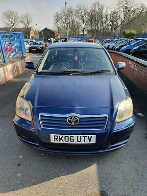 Toyota Avensis 2.2 D-4D T Spirit 4 DOOR - 2006 06-REG - FULL MOT ON PURCHASE