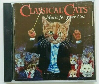Classical Cats - Music for your Cat (CD, Jan-1999, Zanicorn)
