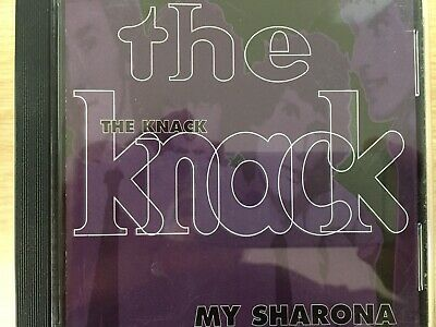 THE KNACK - My Sharona (Greatest Hits / Best Of) CD 1992 EMI Excellent Cond!