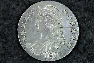 Estate Find 1826 Capped Bust Half Dollar  #D19991