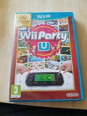 Wii Party U for the Nintendo Wii U