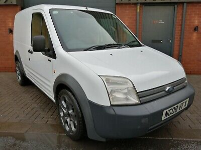 2008 Ford Transit Connect 1.8 T200 75Bhp. Clean Van. 18 Inch Alloys, Lined Rear