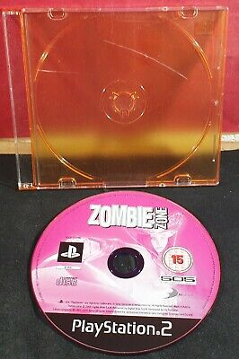 Zombie Zone Disc Only (Sony PlayStation 2)
