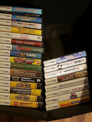 Nintendo DS Games *YOU PICK*