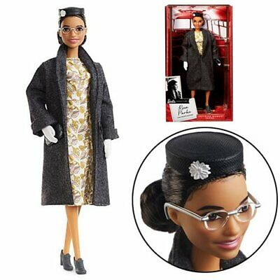 Barbie Inspiring Women Rosa Parks Doll