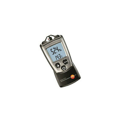 TESTO610 Thermo-hygrometer Man.series Pocket Display with a backlit TESTO
