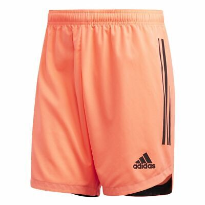 Adidas Football Soccer Mens Sports Training Shorts Regular Fit Running Workout