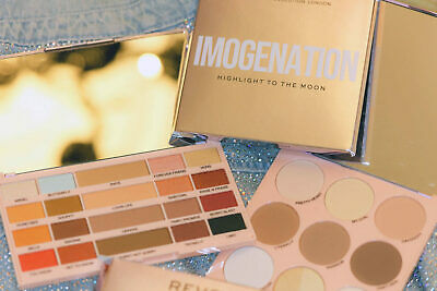 MakeUp Revolution X Imogenation Highlighter OR Eyeshadow Palette Boxed