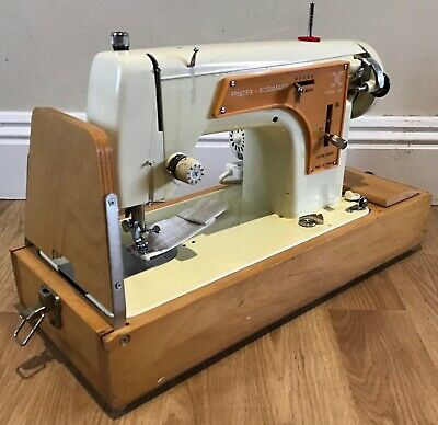 Frister & Rossmann Model 35 Heavy Duty Sewing Machine - Serviced With Warranty