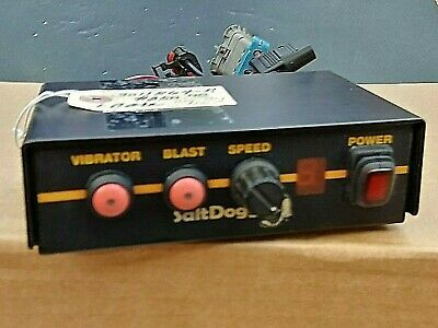 Boss Part #TGS05811 Tailgate Spreader Controller with Blast
