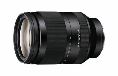 Sony FE 24-240mm f/3.5-6.3 OSS Interchangeable Full-frame E-mount Telephoto Zoom