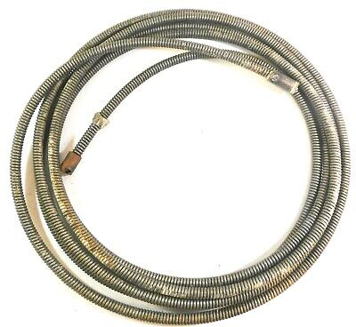 """Westward 5/8"""" x 25' Inner Core Drain Cleaning Cable 20GZ34"""