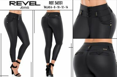 Revel Jeans Colombianos Authentic Colombian Push Up Jeans Levanta Cola Butt Lift