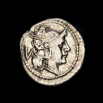 *Lucernae* Very rare Anonymous Quinarius The dioscuris - Q Apulia 211-210 B.C.