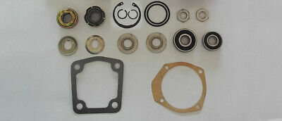 Kit pompa acqua 4 fori holes water pump Fiat 900 T 900 E 850 sport coupè spider