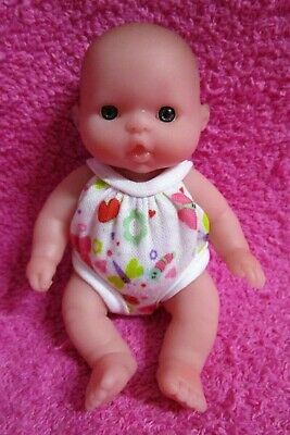 "Berenguer My Sweet Love Lots To Love Baby Doll 5"" with Outfit"