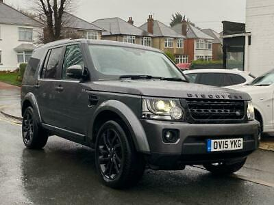 2015 Land Rover Discovery 4 3.0 SD V6 HSE (s/s) 5dr
