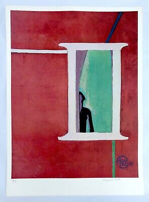 Françoise Gilot, Original LithographSIGNED on Arches Paper, 1981. Numbered 60.