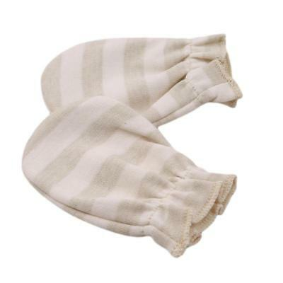 Baby Mittens No Scratch Cotton Mitts Gloves Infant Newborn Mitten Decor T3