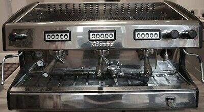Fiamma Prestige 3 Group Commercial Espresso Cappuccino Coffee Machine