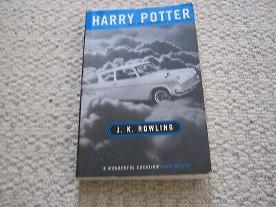 Harry Potter and the chamber of secrets - J K Rowling (p/b)