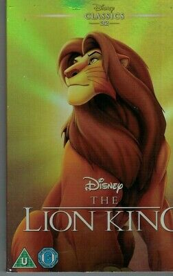 The Lion King (DVD, 2011) DISNEY WITH SLIP COVER