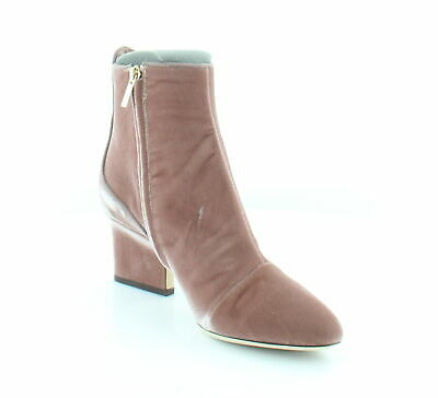 JIMMY CHOO Autumn Pink Womens Shoes Size 7.5 M Boots MSRP $925