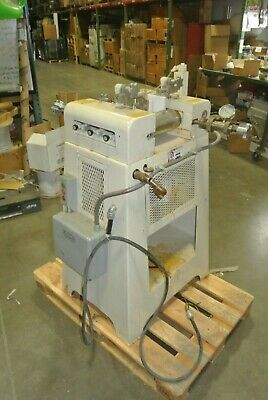 Ross & Son Co. Three Roll Mill Model 4X8 Trm [Whse]
