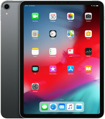 "Apple iPad Pro 11"" (2018) 64GB WiFi + 4G A1934 Spacegrau, NEU Sonstige"