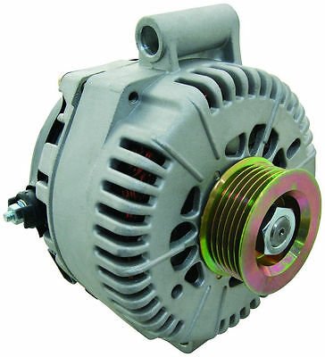 250 AMP Output High Performance NEW Alternator Ford Super Duty Bottom Unit