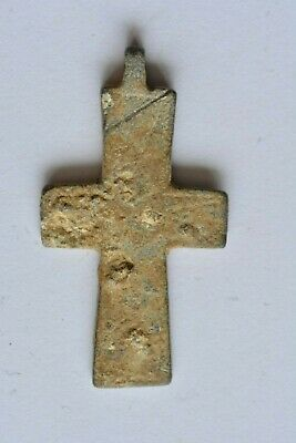 Byzantine bronze cross 8th century AD.