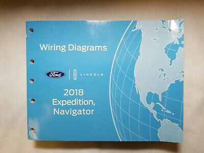 2018 Ford Expedition Navigator Wiring Diagrams