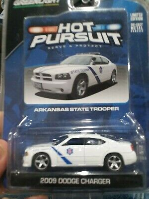 Greenlight Hot Pursuit Arkansas State Police Charger Series 6
