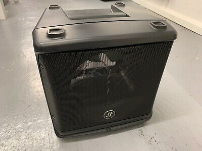Mackie Dlm8 Active Pa Speaker Cabinet Only