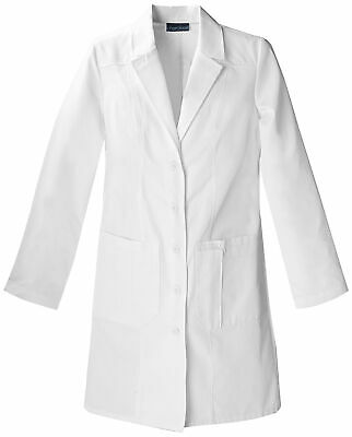 "Cherokee 2319 Women's 36"" Lab Coat Medical Uniforms Scrubs"