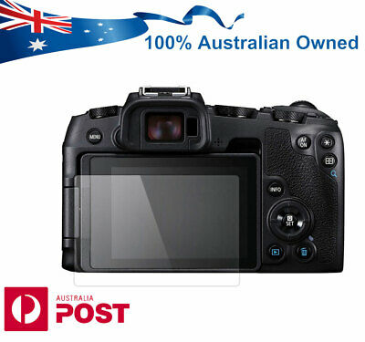 Pro Tempered Glass Screen Protector for Canon EOS RP Mirrorless Camera