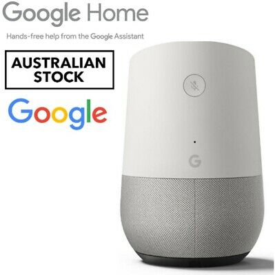 Minimalist Google Home SMART SPEAKER High Excursion Assistant Voice-activated
